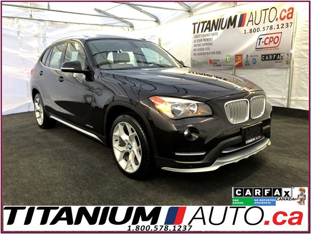 2015 BMW X1 xDrive-AWD-GPS-Park Sensors-Pano Roof-Power Seats in London, Ontario