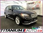 2015 BMW X1 xDrive-AWD-GPS-Park Sensors-Pano Roof-Power Seats- in London, Ontario