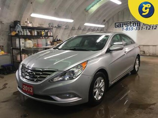 2013 Hyundai Sonata GLS*POWER SUNROOF*PHONE CONNECT*POWER DRIVER SEAT* in Cambridge, Ontario