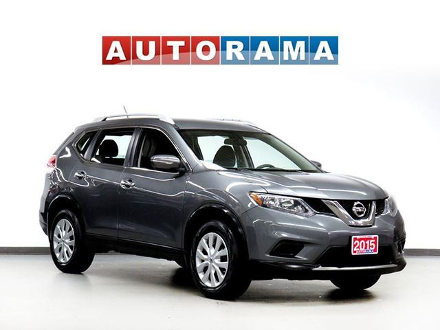2015 Nissan Rogue 4WD Backup Cam in North York, Ontario