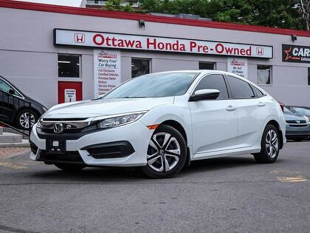 2016 HONDA Civic LX LX in Ottawa, Ontario