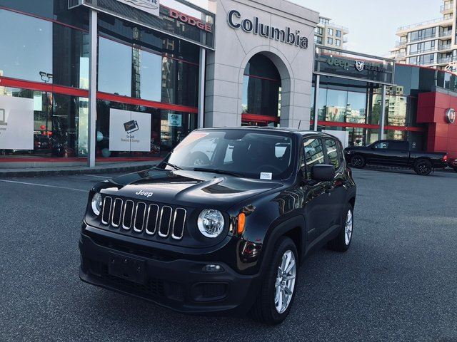 2016 Jeep Renegade SPORT in
