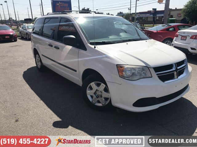 2011 DODGE Grand Caravan SE   APPLY & GET APPROVED TODAY in London, Ontario