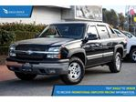 2003 Chevrolet Avalanche 1500 4x4, A/C, CD Player in Coquitlam, British Columbia
