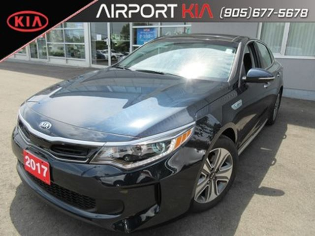 2017 KIA Optima EX /Panoramic Sunroof/Leather/Camera/Blind Spot in Mississauga, Ontario