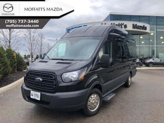 2017 FORD Transit CONVERTED INTO LIMO. BEING SOLD AS A LIMO in Barrie, Ontario