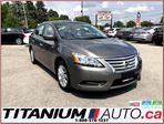 2015 Nissan Sentra SV-Camera-Heated Seats-Push To Start-BlueTooth-XM- in London, Ontario