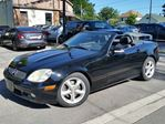 2002 Mercedes-Benz SLK-Class SLK 320 Hardtop Convertible in St Catharines, Ontario