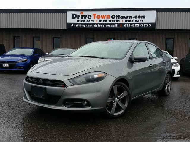 2013 DODGE Dart SXT **LOW PAYMENTS** in Ottawa, Ontario
