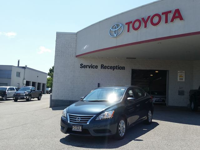 2013 NISSAN Sentra S-One Owner! in Midland, Ontario