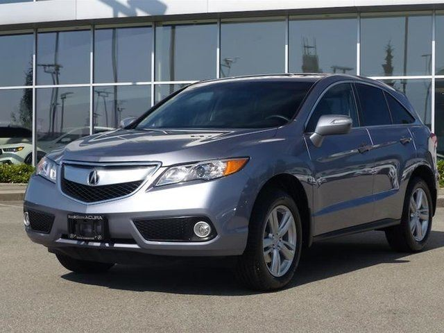 Acura Roadside Assistance >> Used 2015 Acura Rdx 3 50 Tech At Acura Certified North Vancouver