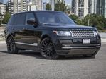 2016 Land Rover Range Rover V8 Autobiography Supercharged SWB in Vancouver, British Columbia