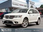 2016 Dodge Journey SXT   SUNROOF   7PASS   8 TOUCH   CLEAN CARPROOF in Niagara Falls, Ontario