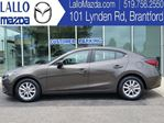 2014 Mazda MAZDA3 GS *CPO VEHICLE* in Brantford, Ontario