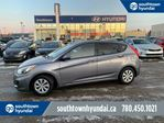 2016 Hyundai Accent L/6SPEED/TINTED WINDOWS/FULLY INSPECTED in Edmonton, Alberta
