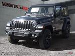 2019 Jeep Wrangler **BRAND NEW** RE-DESIGNED!! JL SERIES SPORT in Mississauga, Ontario