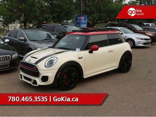 Used 2016 Mini Cooper Hardtop 200 John Cooper Works Coupe Low Km