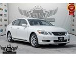2006 Lexus GS 300 NAVIGATION SUNROOF LEATHER BACK-UP CAMERA ALLOY WH in Toronto, Ontario