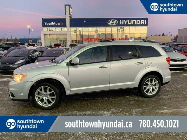 2013 DODGE Journey RT/AWD/LEATHER/BLUETOOTH in Edmonton, Alberta