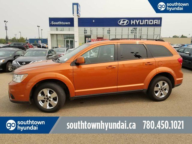 2011 DODGE Journey SXT/PUSH START/BLUETOOTH/POWER OPTIONS in Edmonton, Alberta