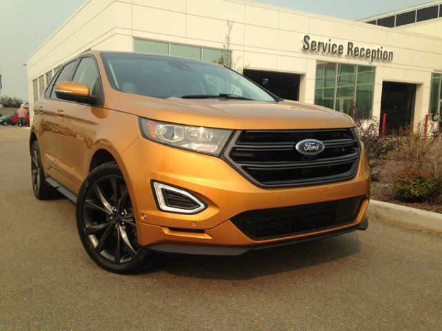 2015 FORD Edge Sport AWD Backup Camera, Navigation, Heated/Cooled Seats in Edmonton, Alberta