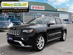 2014 Jeep Grand Cherokee Summit. **DIESEL, TOUCH SCREEN, LEATHER. in Tilbury, Ontario