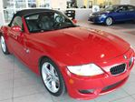 2007 BMW Z4 Z4M !! Super Low km, Convertible, Heated Leather Seats, CD Player in Red Deer, Alberta