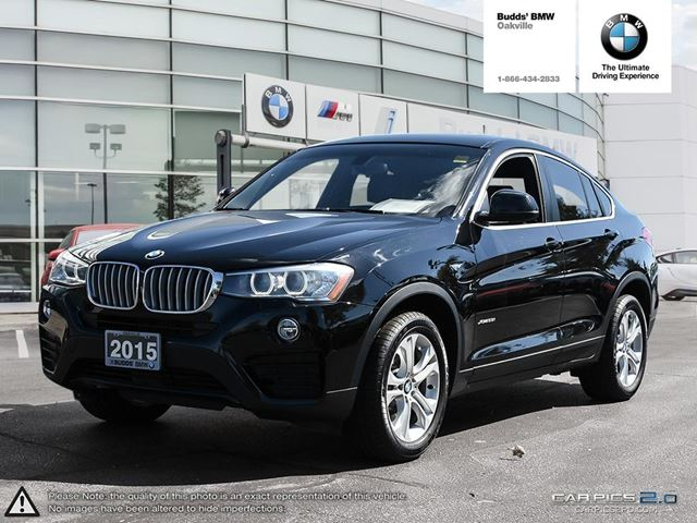 USED 2015 BMW X4 XDrive28i