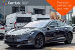 2017 Tesla Model S 100D Enhanced Autopilot AirSusp. AutoPark LaneKeep Keyless_Go 19Alloys in Thornhill, Ontario