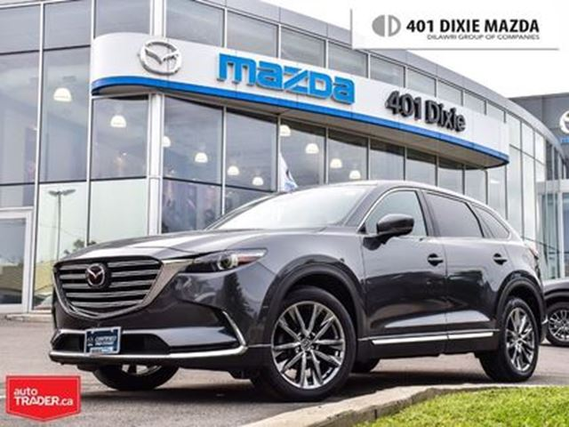 2016 MAZDA CX-9 Signature,NO ACCIDENTS,1.9% AVAILABLE in Mississauga, Ontario