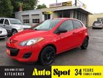 2013 Mazda MAZDA2 GX/LOW, LOW KMS!/PRICED-QUICK SALE! in Kitchener, Ontario