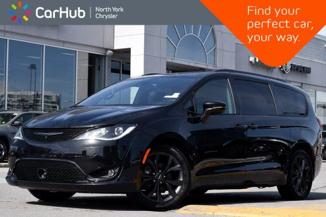 2018 CHRYSLER Pacifica Limited S-Appearance,Adv.SafetyTec,H/K Sound,UConnect Theater Pkgs in Thornhill, Ontario