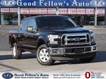 2016 Ford F-150 XLT MODEL, 4WD, SUPERCREW, 8 CYL, 5.0 LITER in North York, Ontario