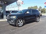 2014 Jeep Grand Cherokee LIMITED 4X4 !! WOW PURCHASE AS LOW $100 DOWN !! in Welland, Ontario
