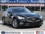 2014 Infiniti Q50 PREMIUM PKG, SUNROOF, NAVIGATION, REARVIEW CAMERA in North York, Ontario