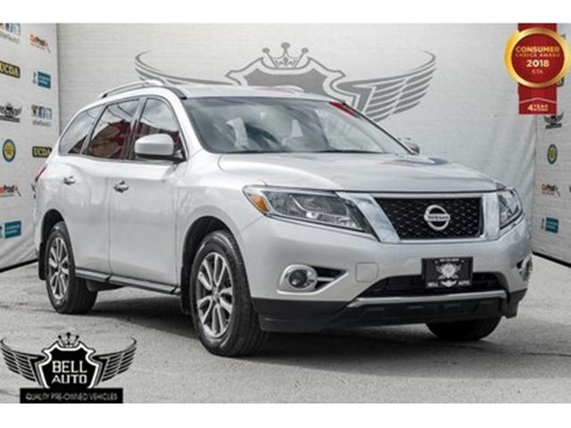 2014 NISSAN Pathfinder SV BACK-UP CAM PARKING SENSORS PUSH START, 4WD in Toronto, Ontario