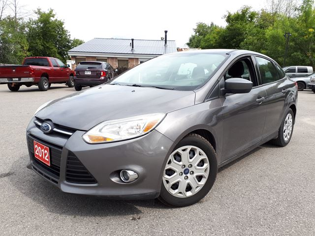 2012 Ford Focus SE in