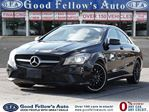2014 Mercedes-Benz CLA250 LEATHER SEATS, NAVIGATION, REARVIEW CAMERA,PANROOF in North York, Ontario
