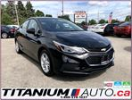 2018 Chevrolet Cruze LT-Camera-Apple Play-Heated Seats-Cruise & Taction in London, Ontario
