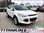 2015 Ford Escape 4WD-Camera-GPS-Pano Roof-Leather Heated Seats-Fogs in London, Ontario
