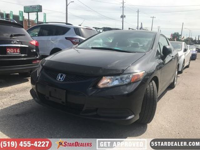 2012 HONDA Civic LX   CAR LOANS APPROVED   APPLY NOW in London, Ontario