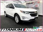 2018 Chevrolet Equinox Camera-Apple Play-Heated Seats-Smart Remote Start- in London, Ontario