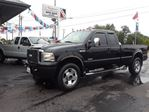 2007 Ford F-350 Lariat Diesel 4X4 ExCab Leather Heated Seats in Welland, Ontario