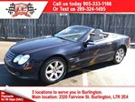2003 Mercedes-Benz SL-Class 5.0L, Navigation, Leather, Convertible, 133, 000km in Burlington, Ontario