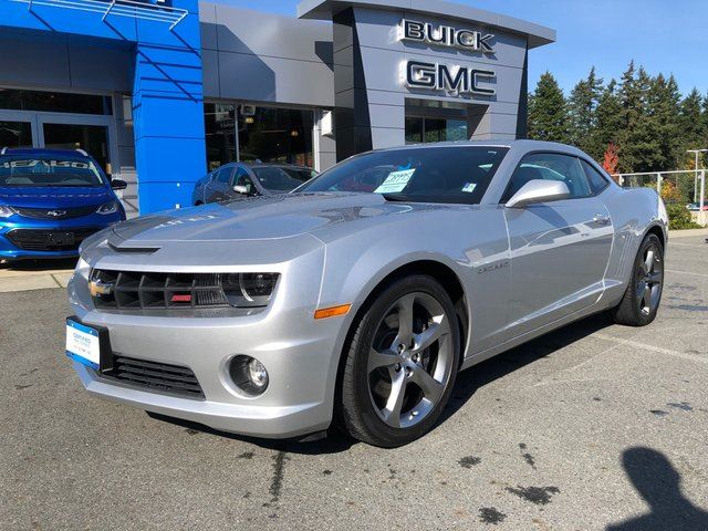 2013 CHEVROLET Camaro 2SS in Victoria, British Columbia