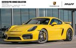 2016 Porsche Cayman GT4 in Woodbridge, Ontario