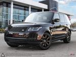 2018 Land Rover Range Rover DIESEL Td6 HSE Drive Pro Pack  Vision Assist Pack in Mississauga, Ontario