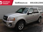 2017 Ford Expedition LIMITED, 3rd row, HEATED REAR SEATS, NAVIGATION in Edmonton, Alberta