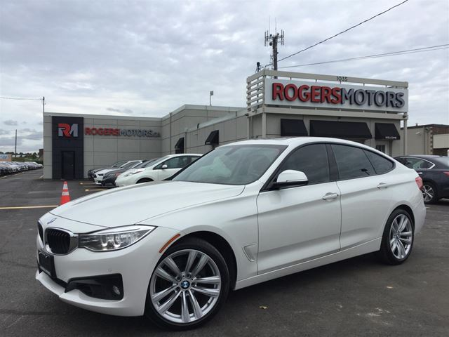 2015 BMW 3 Series 328 XDRIVE - GT - NAVI - PANO ROOF in Oakville, Ontario