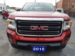 2016 GMC Canyon 2WD,3.6-V6,POWER SEAT,TRAILER PACKAGE,STEP BOARDS,SPRAY IN BOX LINER in Dunnville, Ontario